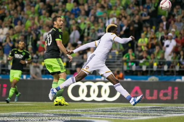 Seattle Sounders vs LA Galaxy