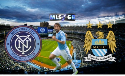 Andrea Pirlo New York City Manchester City