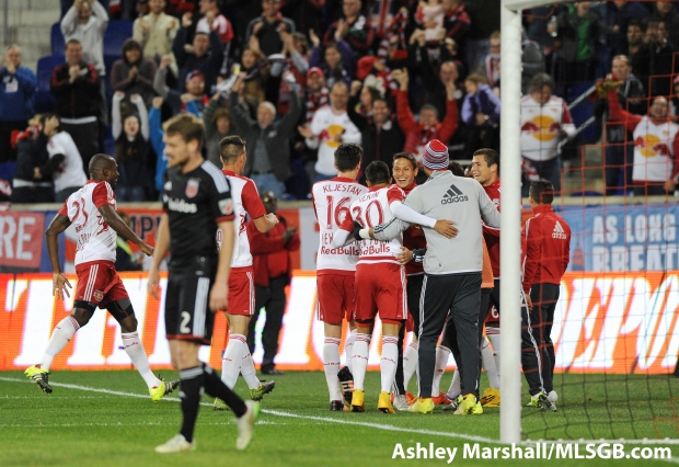 New York Red Bulls vs. DC United