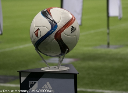 MLS Ball