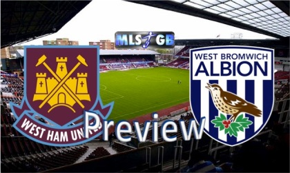 West Ham vs West Brom Preview and Prediction