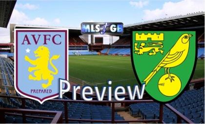 Aston Villa vs Norwich Preview and Prediction