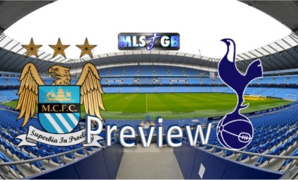 Man City vs Spurs Preview and Prediction