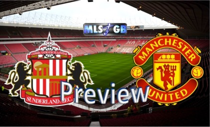Sunderland vs Man United Preview and Prediction