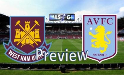 West Ham vs Aston Villa Preview and Prediction