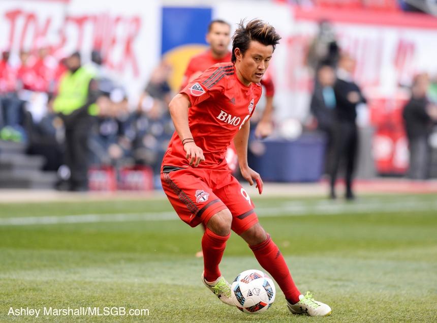 Tsubasa Endoh Toronto FC