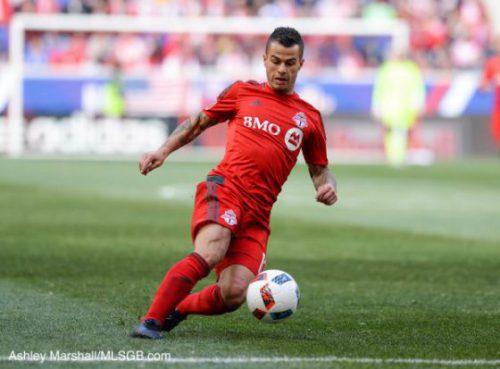 Sebastian Giovinco Toronto FC 2016