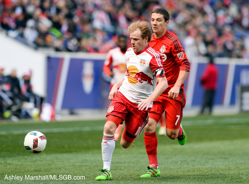 Dax McCarty New York Red Bulls