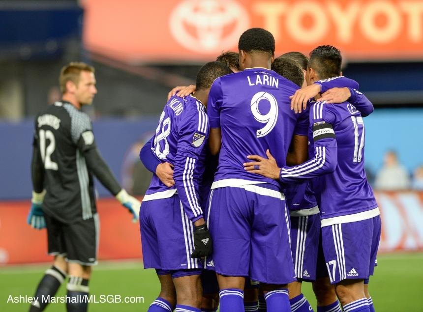 MLS: NYCFC vs. Orlando Cyle Larin