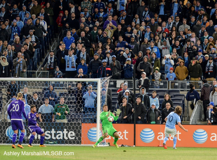 MLS: NYCFC vs. Orlando Mix Diskerud