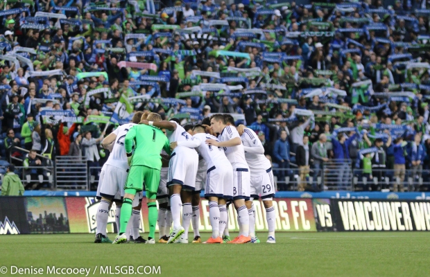 Seattle Sounders vs Vancouver Whitecaps 2016