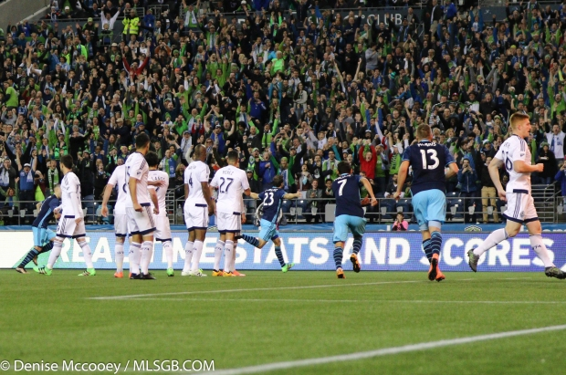 Seattle Sounders vs Vancouver Whitecaps 2016