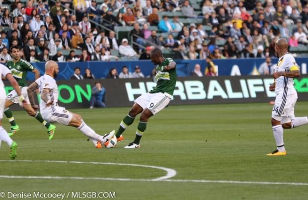 LA Galaxy vs Portland Timbers