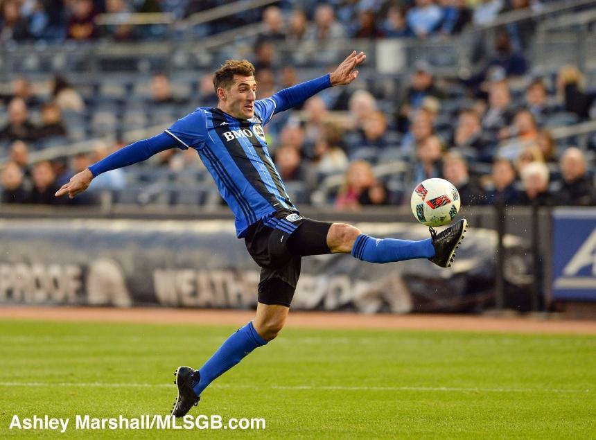 MLS: New York City FC vs. Montreal Impact Ignacio Piatti