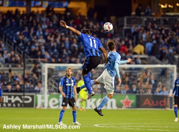 MLS: New York City FC vs. Montreal Impact Drogba