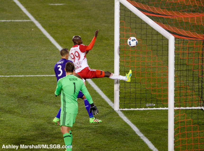 New York Red Bulls vs Orlando City Bradley Wright-Phillips