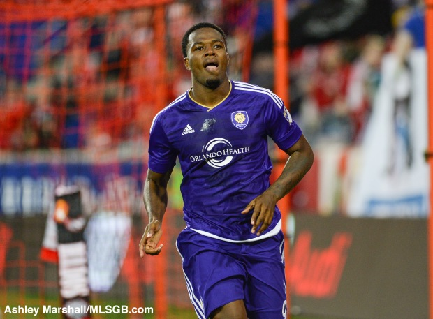 New York Red Bulls vs Orlando City Cyle Larin