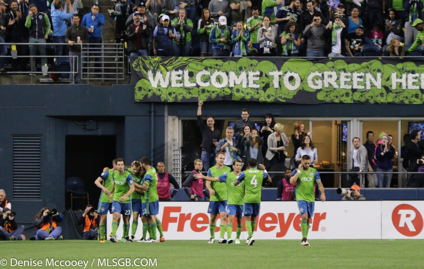 Seattle Sounders vs Philadelphia Union