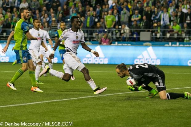 Seattle Sounders vs Philadelphia Union