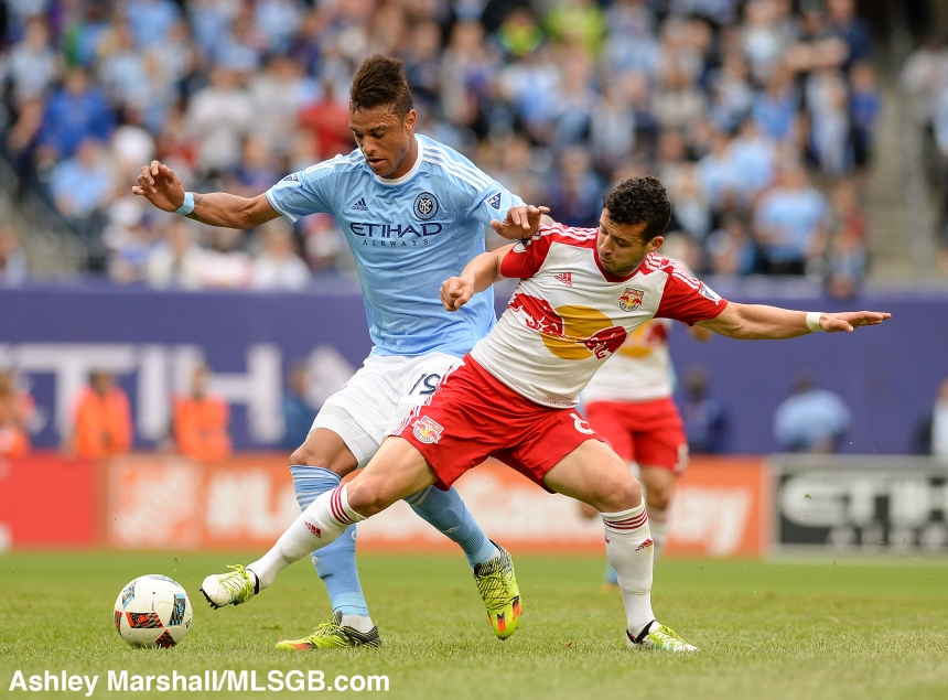 New York City FC vs New York Red Bulls