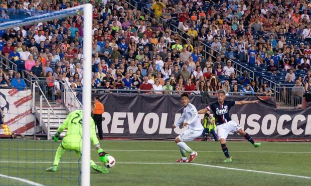New England Revolution vs Seattle Sounders