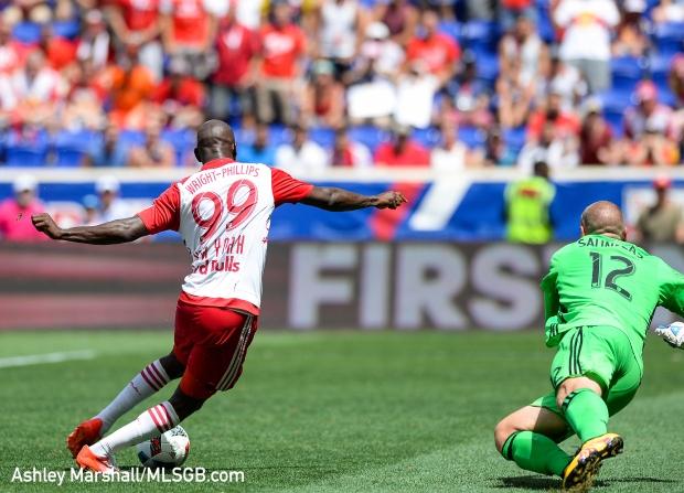 MLS: New York Red Bulls vs. New York City FC - BWP Goal