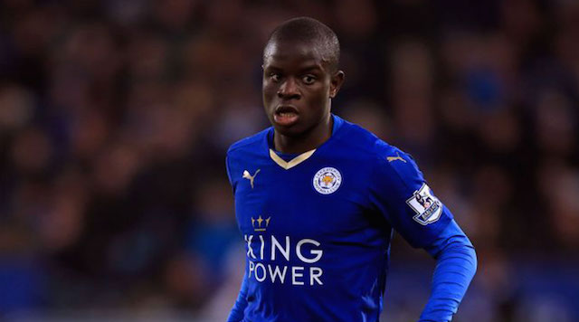 Chelsea FC Aggressively Pursuing N'Golo Kante