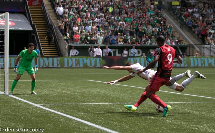 Portland Timbers vs LA Galaxy