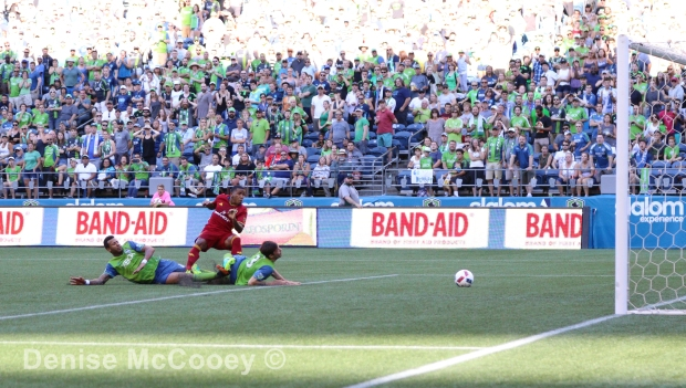 Seattle Sounders vs Real Salt Lake - Plata Scores