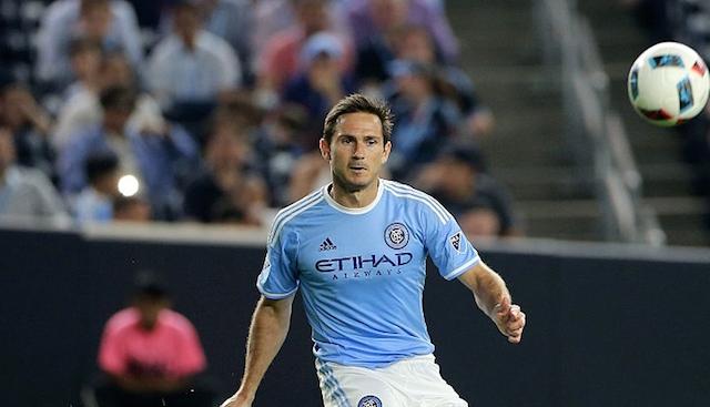 Lampard NYCFC