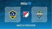 LA Galaxy vs Seattle Sounders Preview and Prediction