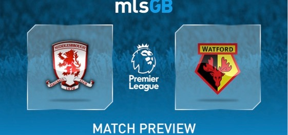Middlesbrough vs Watford Preview and Prediction