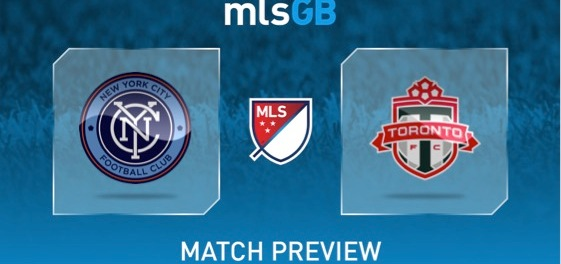 NYCFC vs Toronto Preview and Prediction