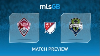 Colorado Rapids vs Seattle Sounders Preview and Prediction