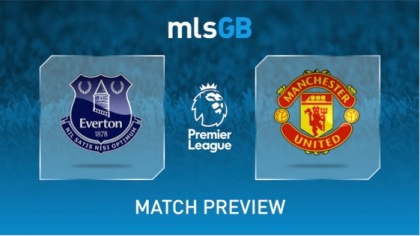 Everton vs Manchester United Preview and Prediction