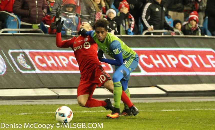 MLS Cup Final 2016 - Toronto vs Seattle Sounders