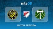 Columbus Crew vs Portland Timbers Prediction