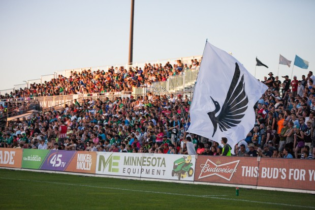 Minnesota United Fans
