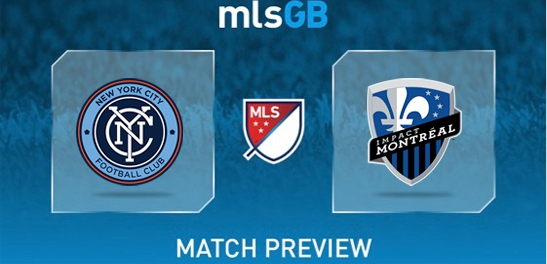 New York City FC vs Montreal Impact Preview and Prediction
