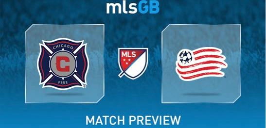 Chicago Fire vs New England Revolution Preview and Prediction