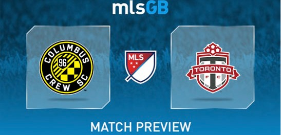 Columbus Crew vs Toronto FC Preview and Prediction