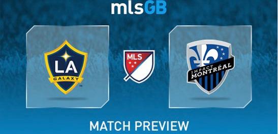 LA Galaxy vs Montreal Impact Preview and Prediction