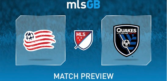 New England Revolution vs San Jose Earthquakes Preview and Prediction