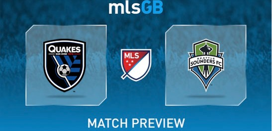 San Jose Earthquakes vs Seattle Sounders Preview and Prediction