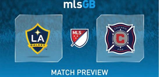 LA Galaxy vs Chicago Fire Preview and Prediction