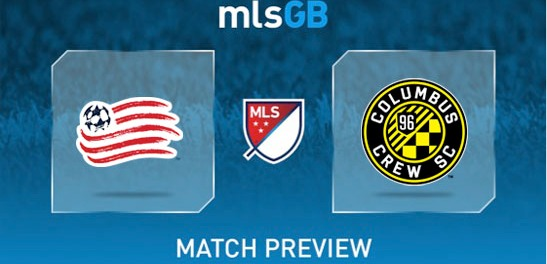 New England Revolution vs Columbus Crew Preview and Prediction