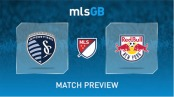 Sporting KC vs New York Red Bulls Preview and Prediction
