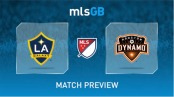 LA Galaxy vs Houston Dynamo Preview and Prediction