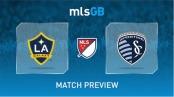 LA Galaxy vs Sporting KC Preview and Prediction