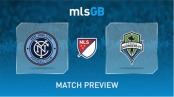 NYCFC vs Seattle Sounders Preview and Prediction